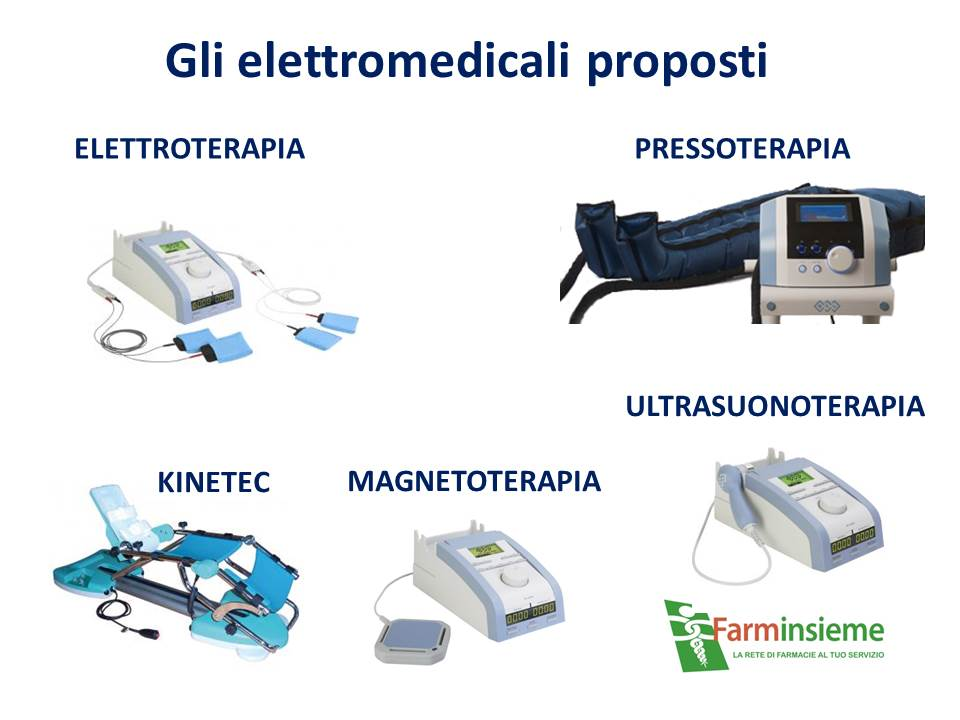 Noleggio di Elettromedicali